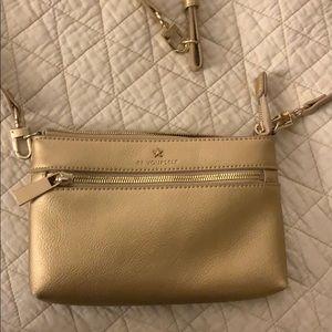Handbags - Spartina Gold Wristlet/Crossbody